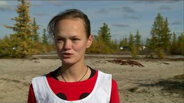 Подростки из16-ти школ города участвуют вежегодном турслёте.