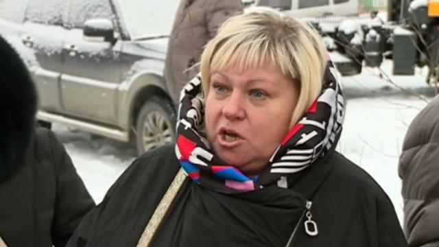 Бывшие сотрудники «Корпорации Роснефтегаз» вышли намитинг против нарушения трудовых прав.