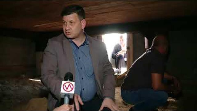 Рабочая группа проверяет готовность жилых домов кзиме.