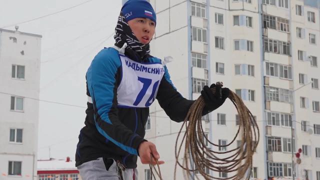 В Надыме прошли открытые соревнования оленеводов на кубок Главы района