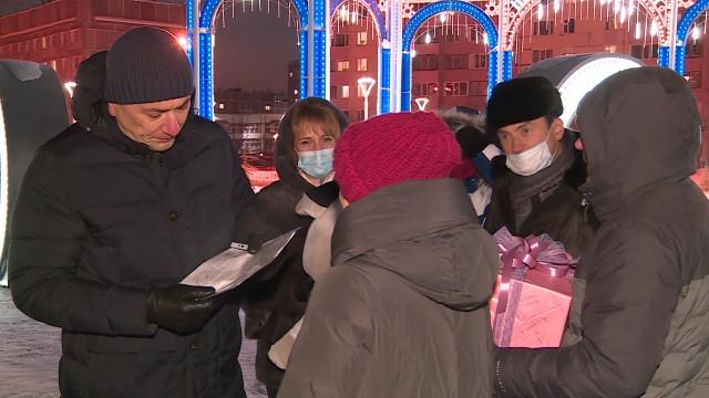 Андрей Воронов встретился смногодетной семьёй ипобеседовал наважные темы
