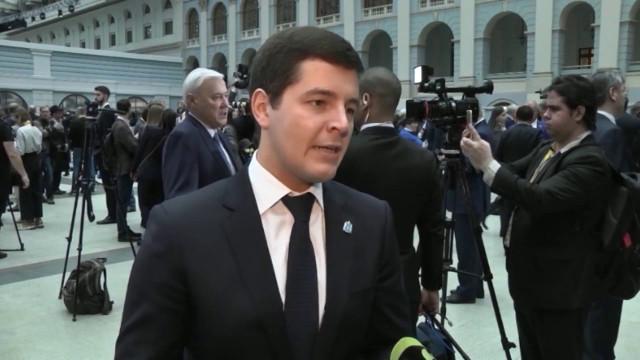 Ямал готов выполнить задачи, поставленные Президентом РФ