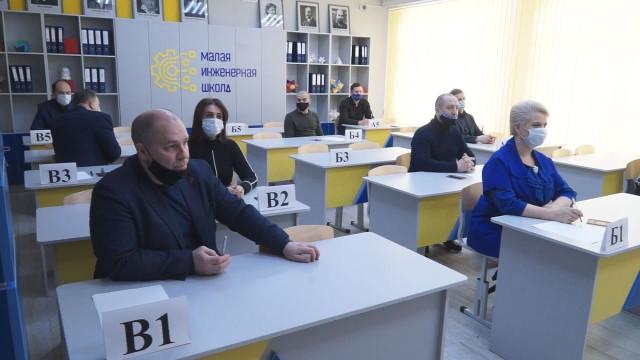 Новоуренгойцы присоединились кВсероссийской акции «ЕГЭ для родителей»