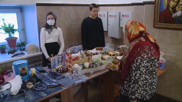 Прихожане Богоявленского собора помогают собрать деньги нареабилитацию Марка Волкова