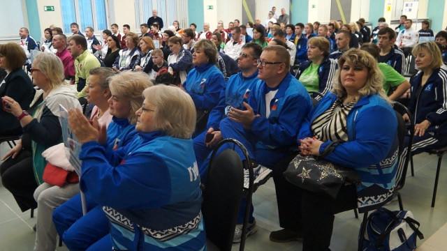 Новый Уренгой принимает участников XXII окружной параспартакиады