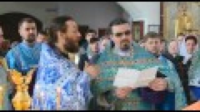 Прихожане Благовещенского храма врайоне Коротчаево отметили престольный праздник.
