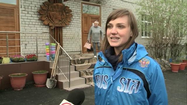 Участники молодёжного совета при Главе города провели субботник натерритории детского сада «Лада».
