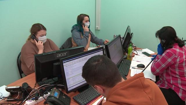 Вколл-центре центральной городской больницы расширили штат сотрудников