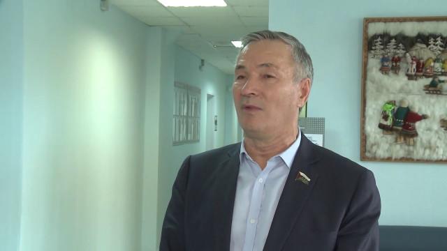Депутат Тюменской областной Думы Фуат Сайфитдинов побывал в Коротчаево