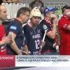 Впервой игре серии плей-офф «Факел» одержал победу над «Уралом».