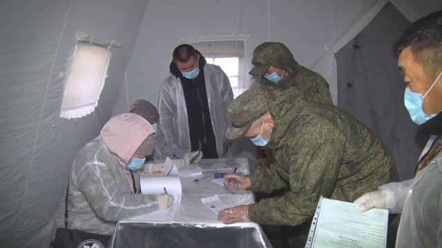 Военные экологи ЦВО приняли участие вобщероссийском голосовании попоправкам вКонституциюРФ