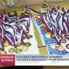 Всредней школе района Лимбяяха состоялся новогодний турнир поволейболу.