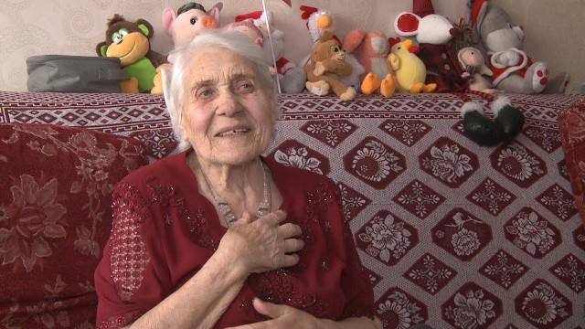 Ветеран Елена Иващенко рассказала осамых страшных годах своей жизни