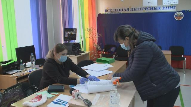Общероссийское голосование попоправкам вКонституцию РФпроходит ссоблюдением всех предписаний Роспотребнадзора