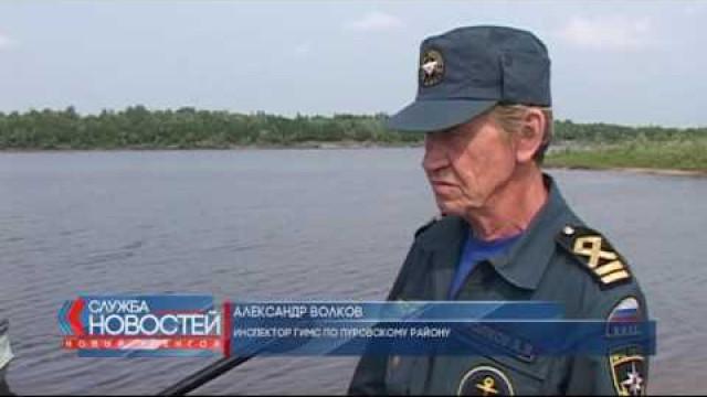 Государственная инспекция маломерных судов проверяет лодки икатера.