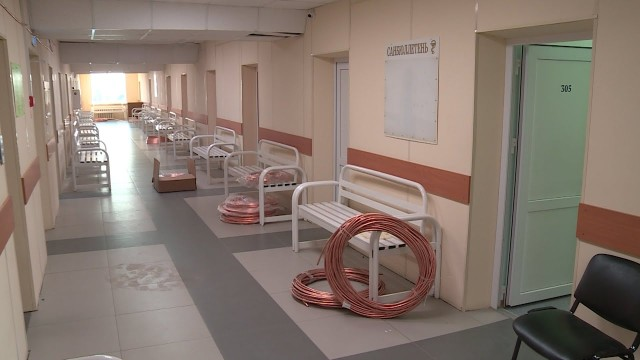Вполиклинике №1оборудуют дополнительные места для больных коронавирусом