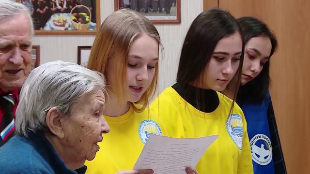 Новоуренгойцы приняли участие вакции «Посылка солдату»