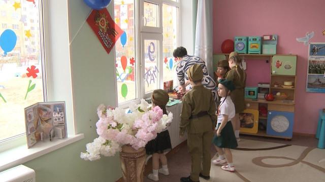 Новоуренгойцы присоединились квсероссийской акции «Окна Победы»