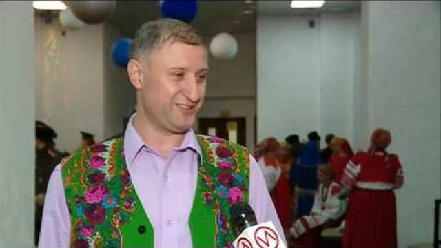 ВНовом Уренгое завершился фестиваль народной музыки итанца «Мы— славяне, мы— едины».