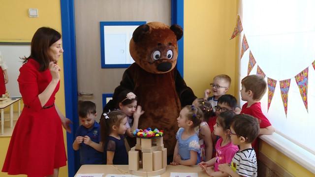Детский сад «Виниклюзия» отмечает день рождения!