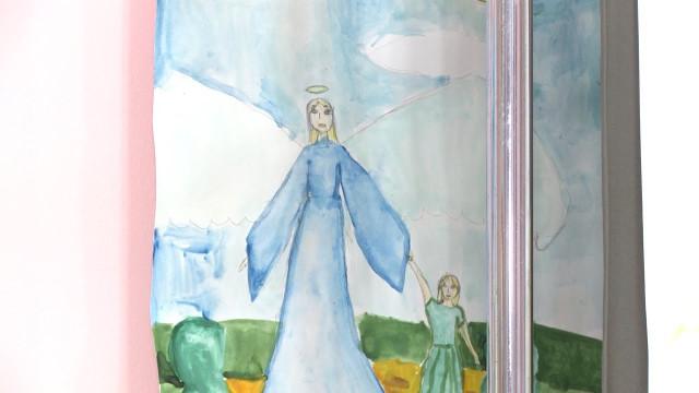 Врайоне Коротчаево день матери отметили художественным флешмобом