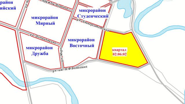 Новоуренгойцы дадут новые имена девяти микрорайонам города