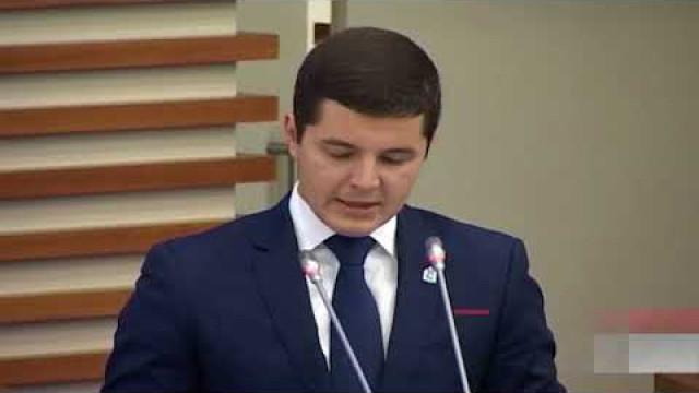 Дмитрий Артюхов вступил вдолжность Губернатора ЯНАО.