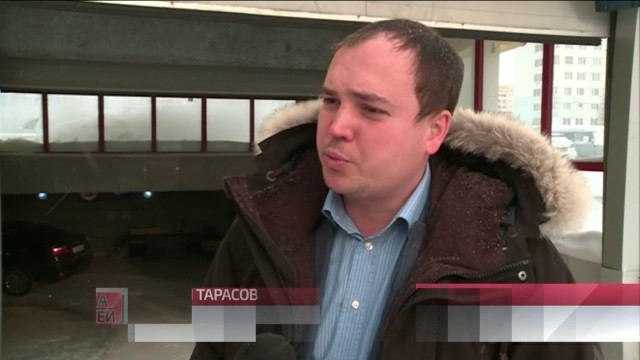 Жителю Нового Уренгоя не дают попасть на подземную парковку