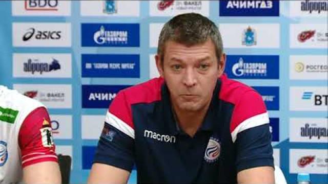 «Факел» одержал четвёртую подряд победу вЧемпионате России поволейболу.