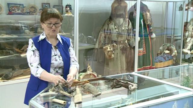 Краеведческий музей Дома детского творчества пополнился новыми экспонатами.
