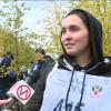 Новоуренгойцы хотят получить золотые значки ГТО.