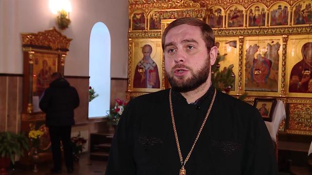 Новоуренгойцы готовятся кпразднику Крещения Господне
