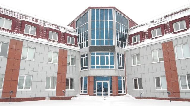 Офис компании «Арктикгаз» переоборудуют под инфекционный госпиталь на300 мест