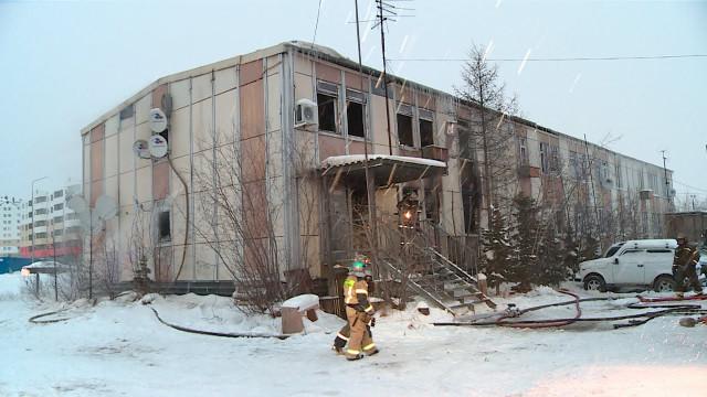 Заминувшие 48часов пожарным дважды пришлось тушить дом вквартале Армавирский
