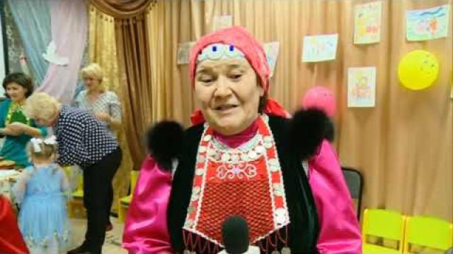 Вдетском саду «Аист» района Коротчаево состоялся фестиваль народных традиций.