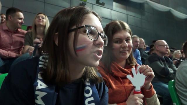 Новоуренгойский «Факел» врамках Чемпионата России уступил московскому «Динамо»