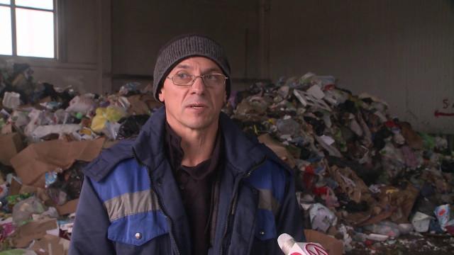 ВНовом Уренгое провели замеры накопленных твёрдых коммунальных отходов