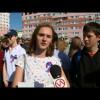 Новоуренгойцы отметили День российского флага.
