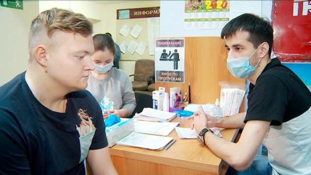 Китайская студентка Тюменского индустриального университета находится под наблюдением врачей