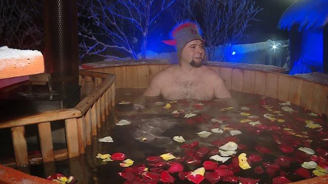 Предновогоднее посещение бани приятно иполезно