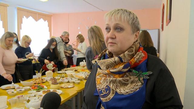 Представитель Губернатора ЯНАО Наталья Рябченко активно участвует вжизни Коротчаево иЛимбяяхи