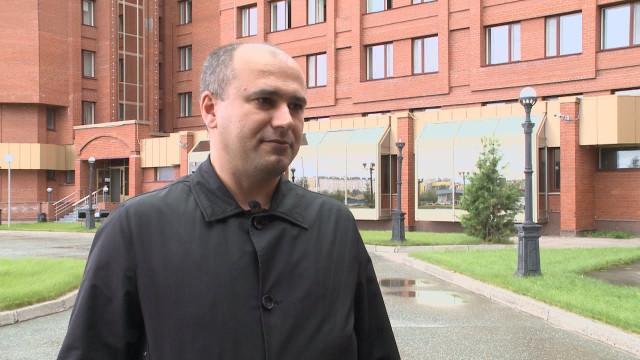 Александр Сергиенко оботдыхе впоходах, работе струдными подростками илюбви кНовому Уренгою