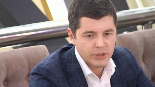 Губернатор Ямала Дмитрий Артюхов рассказал журналистам о планах на будущее