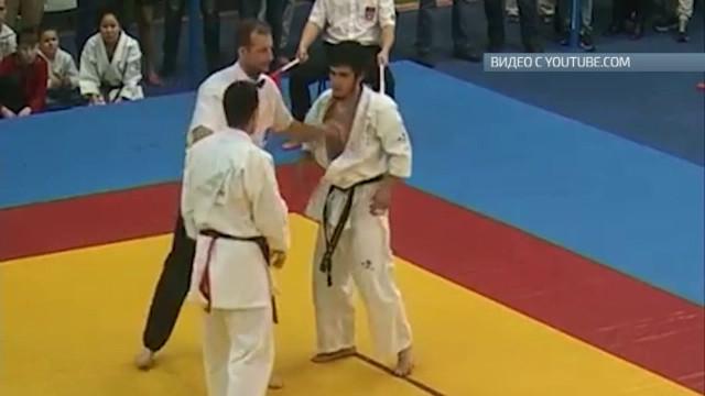 Тренер ибоец клуба «Самурай» занял первое место наXIII Чемпионате России поКёкусин-кан карате.