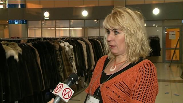 ВДЦ«Ямал» открылась выставка-продажа меховых изделий отфабрики «Кристи».