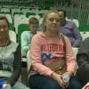 В Новом Уренгое продолжается второй арктический благотворительный турнир по волейболу
