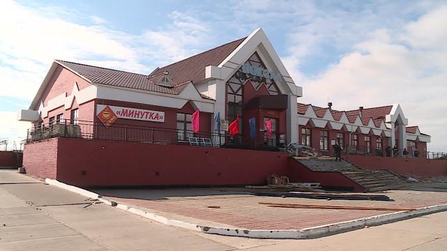 Строители приступили ккапитальному ремонту железнодорожного вокзала вКоротчаево