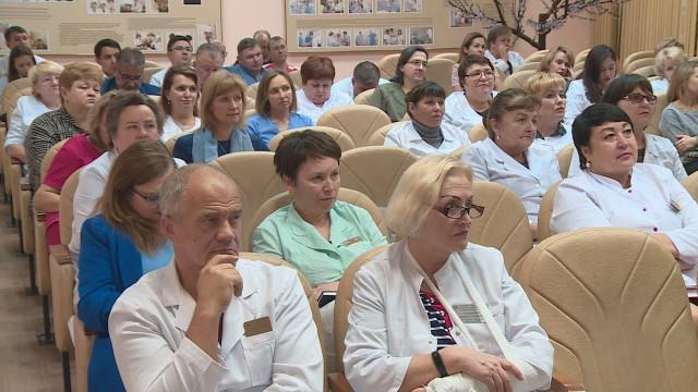 Офтальмологическому отделению новоуренгойской больницы исполнилось 30лет