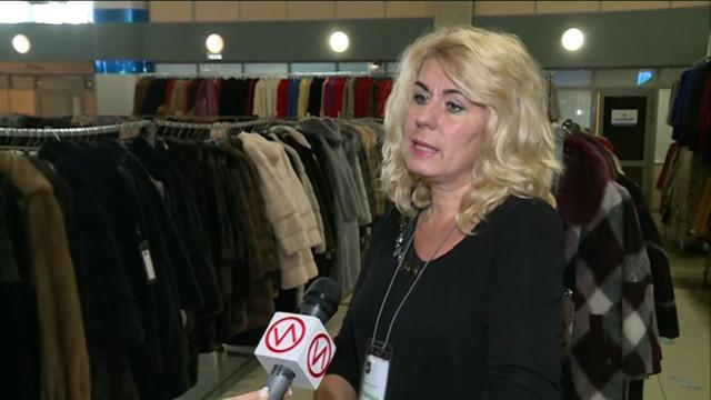Вделовом центре «Ямал» открылась выставка-продажа шуб от«Кристи».