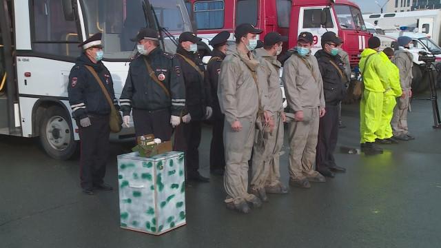 ВНовом Уренгое прошла штабная тренировка погражданской обороне